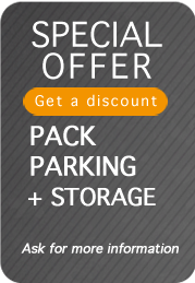 Barcelona parking & Storage Space for rent